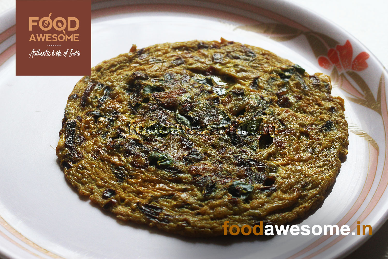 Egg spicy Omelette