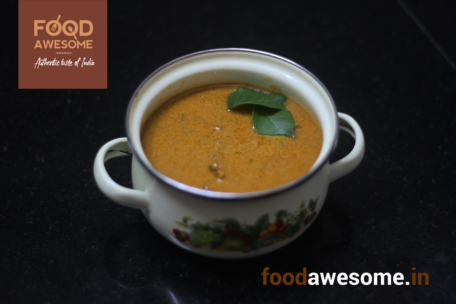 Tomato Kurma For Idli, Dosa
