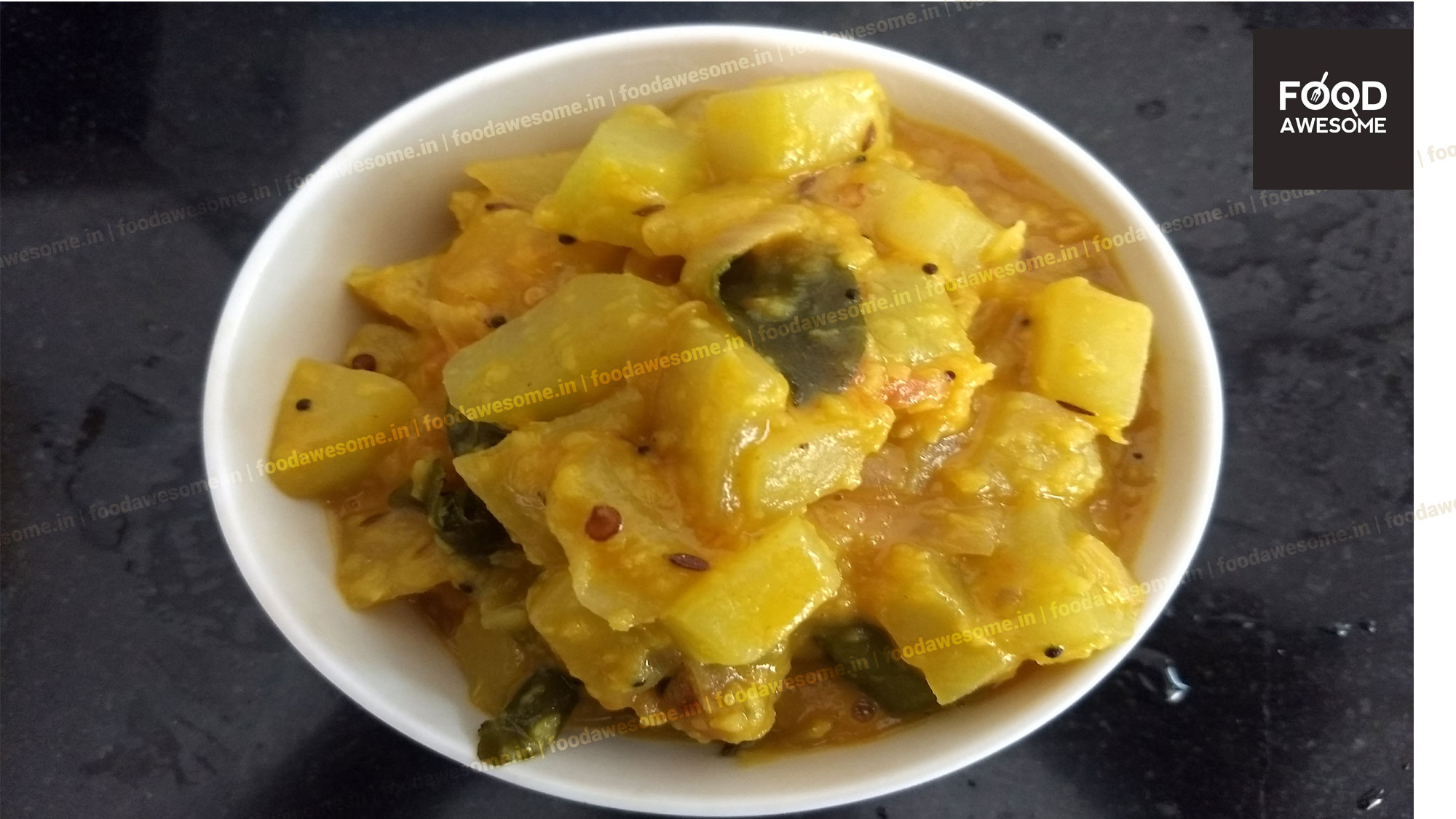 Chettinad Style Chow chow Kootu