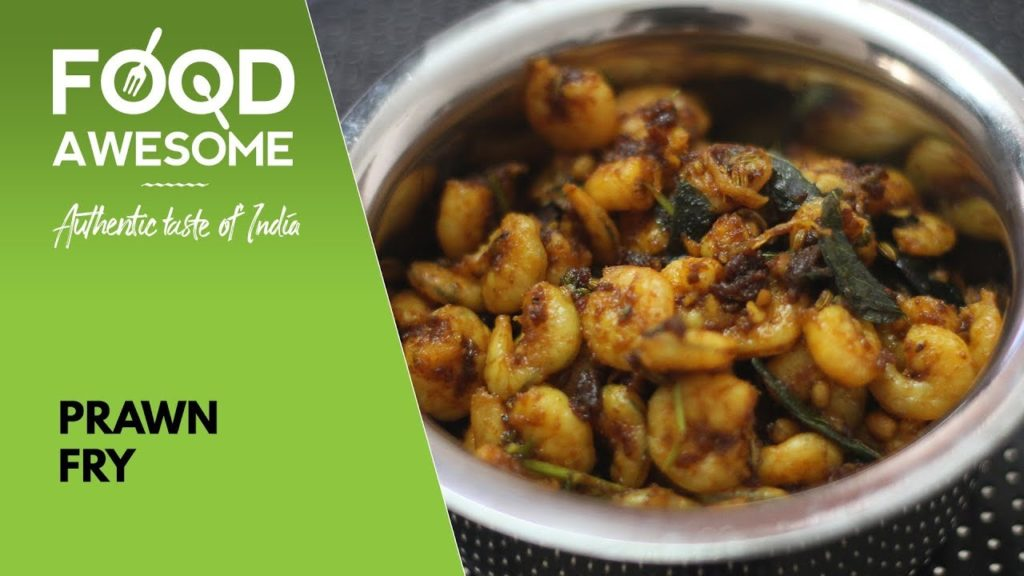 Prawn Fry – இறால் வறுவல் | Food Awesome